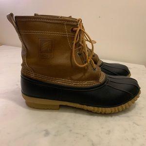 LaCrosse Short Duck Boots